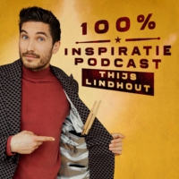 Logo du podcast 100% Inspiratie Podcast