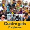 Logo of the podcast Quatre gats