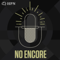 Logo of the podcast NO ENCORE NOW ON PATREON