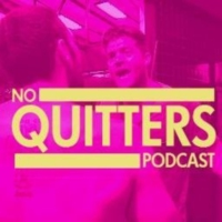 Logo of the podcast No Quitters