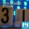 Logo of the podcast Den gömda koden