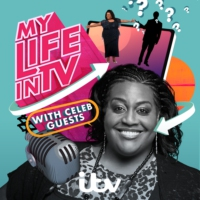 Logo of the podcast My Life In TV