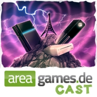 Logo of the podcast AreaGamesCast #247: The New AreaGamesCast