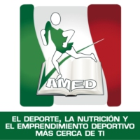 Logo of the podcast Podcast 398 AMED - Los beneficios del baile y fitness grupal, entrevista con Noé Romero