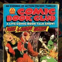 Logo du podcast Comic Book Club