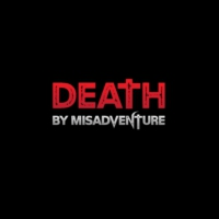 Logo du podcast Death by Misadventure: True Crime Paranormal