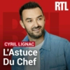 Logo of the podcast L'astuce du chef