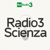 Logo of the podcast RADIO3SCIENZA del 28/12/2018 - Luce sulla materia oscura