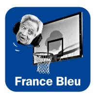 Logo of the podcast France Bleu Isère Sports...