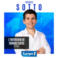 Logo of the podcast L'interview de Thomas Sotto