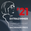 Logo of the podcast Extrazimmer 2021