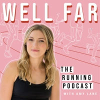 Logo du podcast Well Far: The Running Podcast