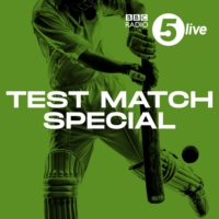 Logo of the podcast Test Match Special