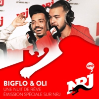 Logo of the podcast Le 23h - 00h de BIGFLO & OLI - Une nuit de rêve sur NRJ