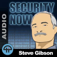 Logo of the podcast SN 786: ZeroLogon++ - Amazon Flying Security Cam, ZeroLogon on GitHub, Ransomware Roundup