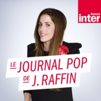 Logo du podcast Le journal pop de Joy Raffin