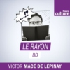 Logo du podcast Le Rayon BD