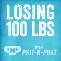 Logo du podcast Losing 100 Pounds with Phit-n-Phat.com