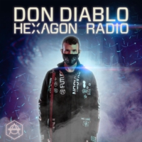 Logo of the podcast Don Diablo Hexagon Radio Episode 266