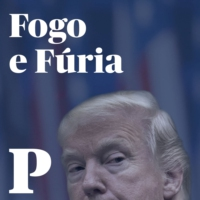 Logo of the podcast Fogo e Fúria