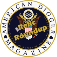 Logo of the podcast American Digger Relic Roundup