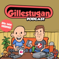 Logo du podcast Gillestugan Podcast SPECIAL: Mats Holmquist (TILT)