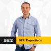 Logo du podcast SER Deportivos