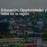Logo of the podcast Educación, Oportunidades y retos