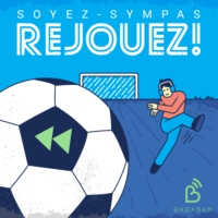 Logo of the podcast Soyez-sympas, rejouez