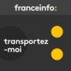 Logo of the podcast Transportez-moi