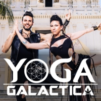 Logo of the podcast Yoga Galactica