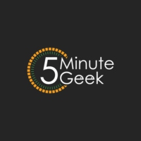 Logo of the podcast Favorites of the Decade, 5 Minute Geek #75