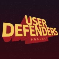 Logo du podcast User Defenders: Inspiring Interviews with UX Superheroes