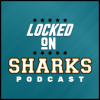 Logo of the podcast Locked On Sharks - Daily Podcast On The San Jose Sharks