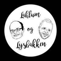 Logo du podcast Lahlum og Lysbakken