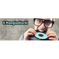 Logo of the podcast Il Mangiadischi: ospite Rude Zurito