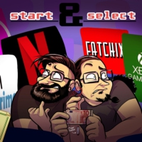 Logo of the podcast START & SELECT #023 - 5 dämliche Spiele-Trends