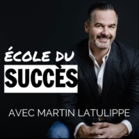 Logo of the podcast L'école du succès