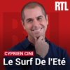 Logo of the podcast Le surf de l'info