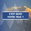 Logo of the podcast C'est Quoi Votre Truc ?
