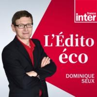 Logo of the podcast L'édito éco