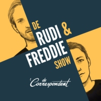 Logo of the podcast De Rudi & Freddie Show