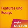 Logo du podcast MDR KULTUR Features und Essays