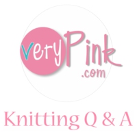 Logo of the podcast VeryPink Knits