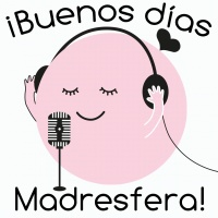 Logo of the podcast 949.  Mothersplaining, maternidad y  filosofía con Rebeca Moreno y  Vanesa Ripio