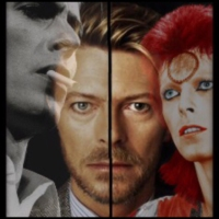 Logo of the podcast My Favorite Bowie Songs Part II