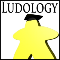 Logo of the podcast Ludology