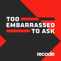 Logo of the podcast Too Embarrassed to Ask