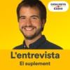 """Logo of the podcast L'entrevista d'""""El suplement"""""""