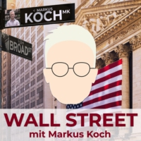 Logo of the podcast Wall Street mit Markus Koch